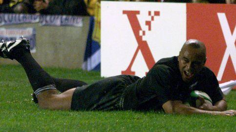 Muere Jonah Lomu, leyenda de los All Blacks