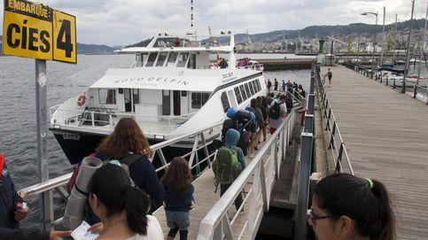 La nueva regulación en Cíes: recortes al turismo y sin limitaciones a la pesca