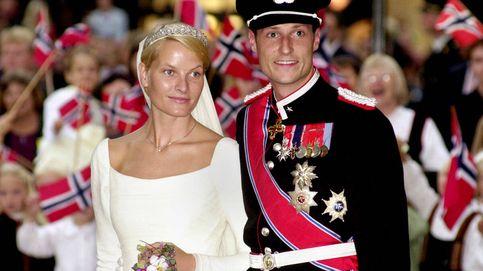 Las fotos con las que la Casa Real noruega y Mette-Marit celebran los 20 años de su boda