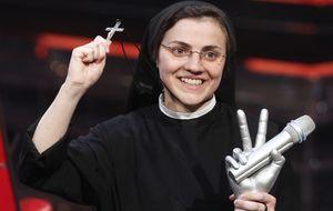La monja Sor Cristina Scuccia gana 'La Voz' en Italia