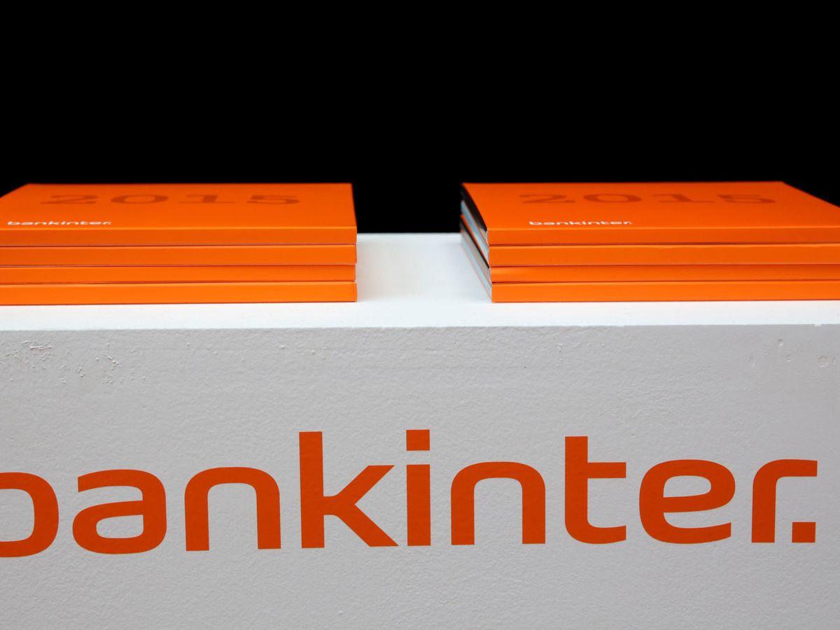 Foto: Logotipo de Bankinter