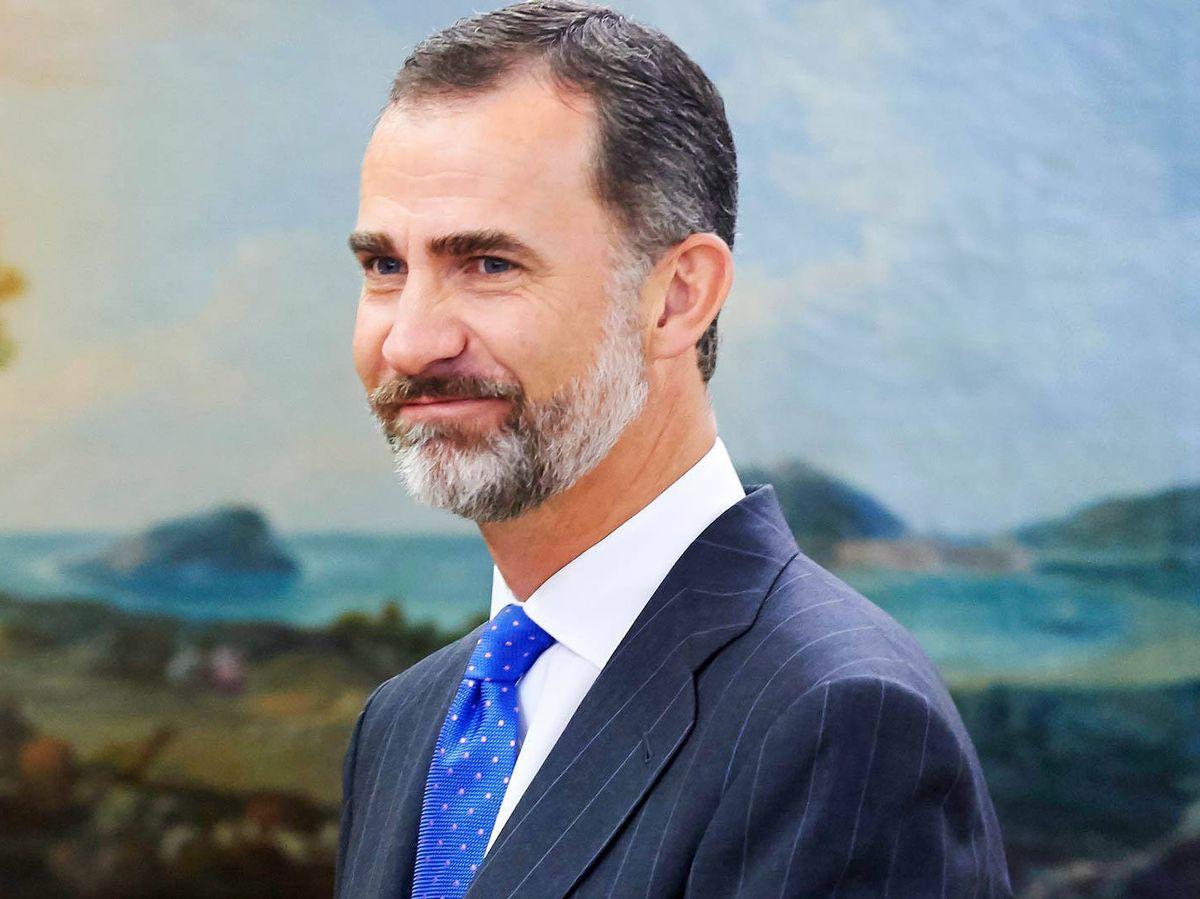 Foto: El rey Felipe, en una imagen de archivo. (Getty)