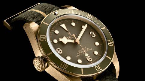 Black Bay Bronze One de Tudor, un reloj de 350.000 dólares