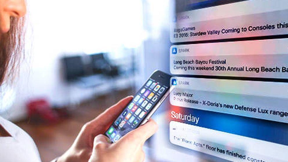 Cómo gestionar mejor el 'tsunami' de notificaciones que inunda tu móvil