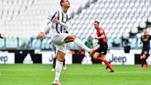 Cristiano Ronaldo, engullido por las expectativas utópicas de la Juventus
