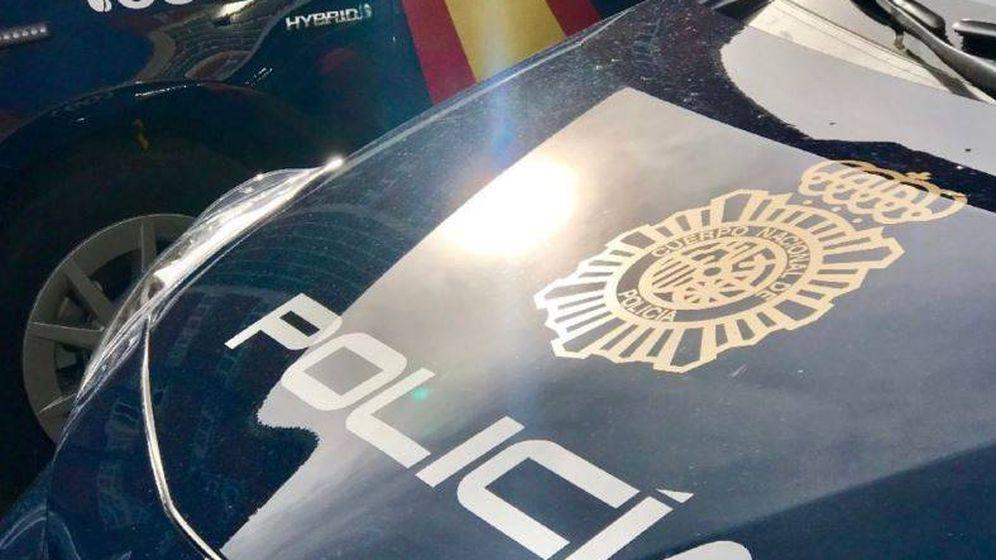 Foto: Imagen de archivo de un vehículo de la Policía Nacional. (Policía Nacional)