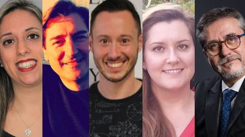 Los cinco mejores profesores de España, propuestos por sus alumnos