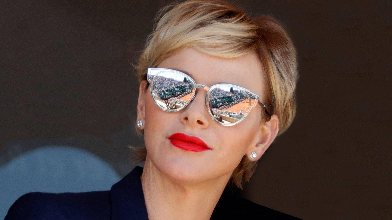 Foto: Charlene en una imagen de archivo. (REUTERS)