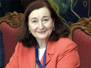 """La presidenta de Hispasat, """"empresaria del año"""" para Cámara Comercio España-EEUU"""