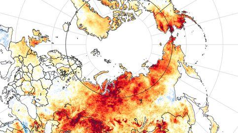 La ola de calor de Siberia preocupa (y mucho) a los científicos