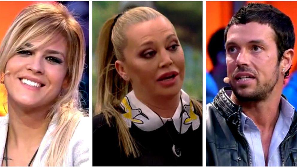 'GH VIP' - Belén Esteban, la 'culpable' del ingreso hospitalario de Rappel