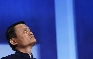 Los osos rugen para Alibaba: los cortos se posicionan en un 2,4%