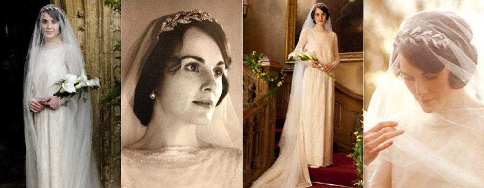 Foto: Downton Abbey, toda una fuente de inspiración