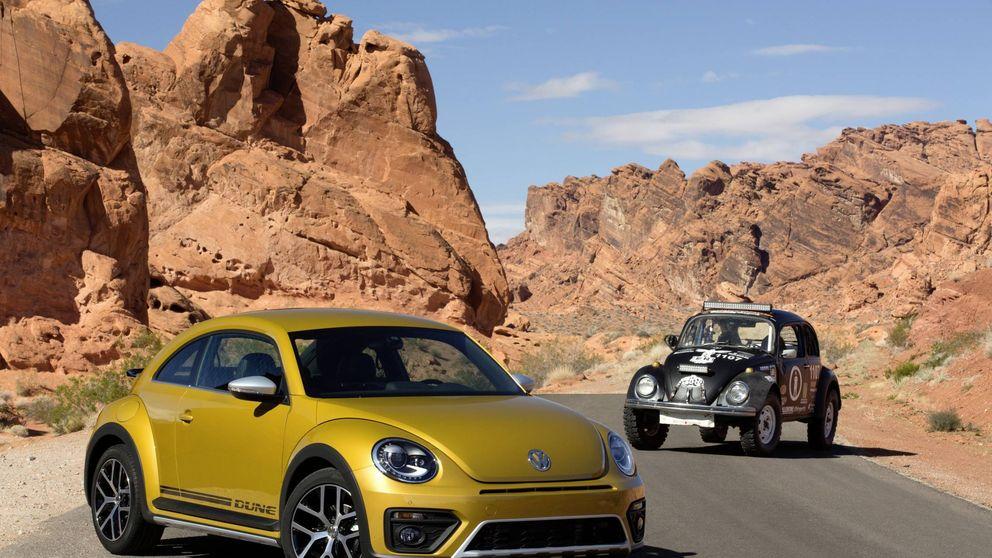 Volkswagen Beetle Dune, diferente y con el espíritu hippie de los buggie