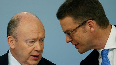 Deutsche Bank se dispara más del 3% tras el cese de su CEO en plena crisis
