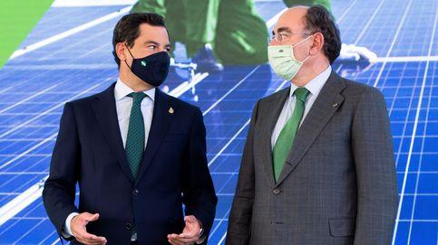 El mapa de parques solares de Andalucía enfrenta a Junta, inversores y ecologistas