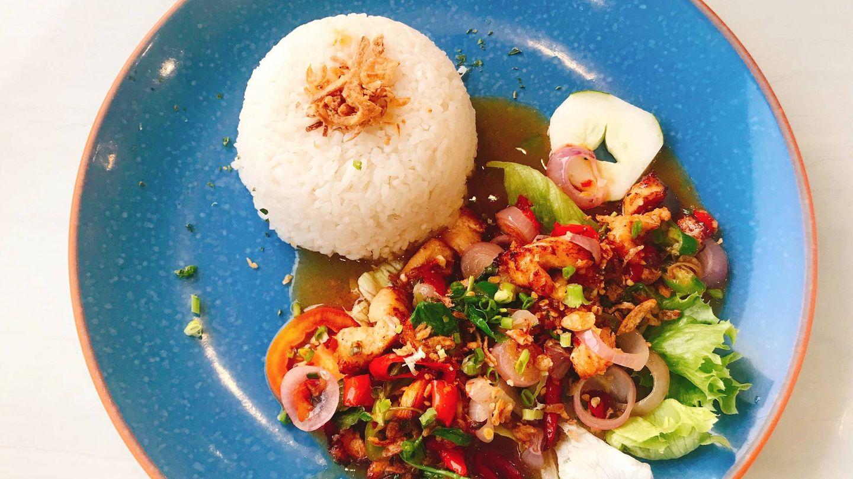 El arroz es la base de esta dieta para perder peso. (Baiq Daling para Unsplash)