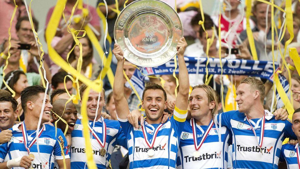 Zwolle, el club que se asoció con el Real Madrid para brillar en Holanda