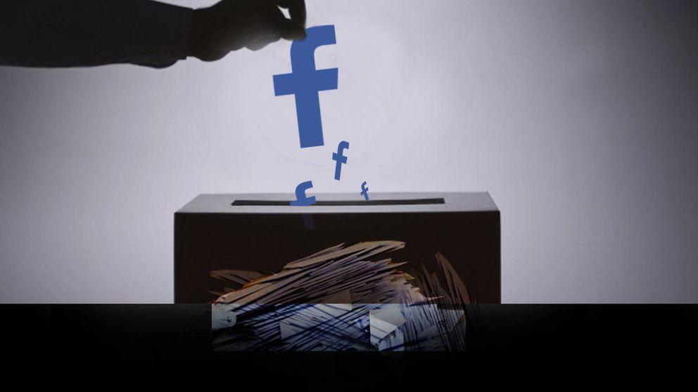 Facebook reúne en secreto en Madrid a todos los partidos por temor a los bulos del 28-A