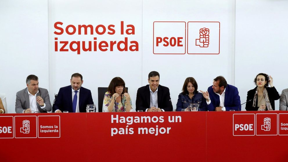 La caída de Andalucía: el PSOE, con marcapasos