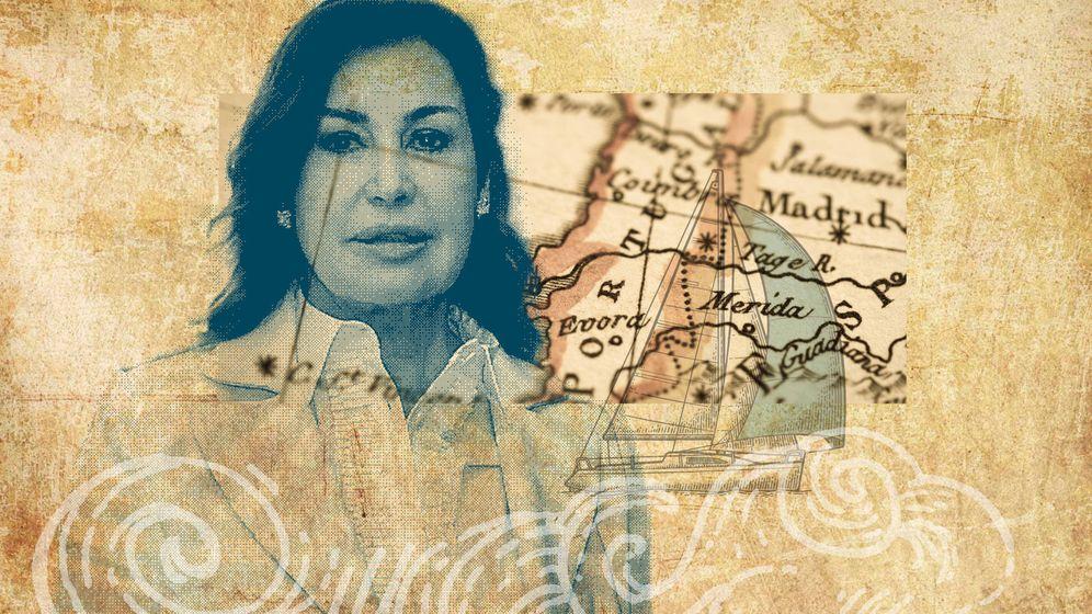Foto: Fotomontaje de Carmen Martínez-Bordiú. ('Vanitatis')