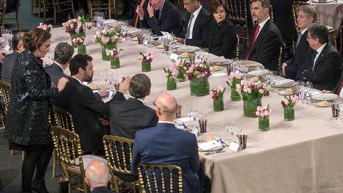 El Rey pide cooperación institucional para que el Mobile siga en Cataluña