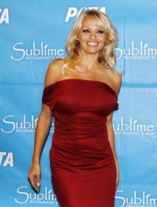 Foto: Pamela Anderson se casa por tercera vez
