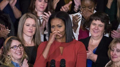 El último discurso de Michelle Obama: La diversidad no es una amenaza