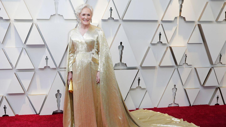Close, en los Oscar  de 2019. (EFE)