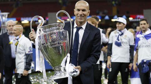 Zidane y sus Champions: Si me lo llegan a decir, nunca me lo hubiera creído
