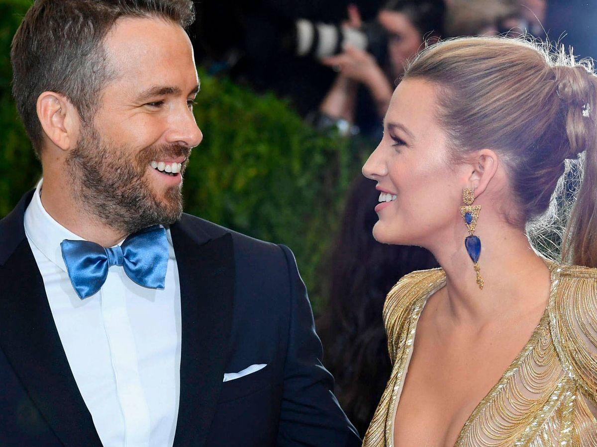 Foto: El matrimonio de Ryan Reynolds y Blake Lively se arrepiente de una cosa de su boda. (Getty)
