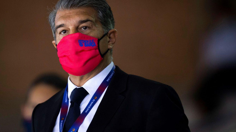 Bonomi ofrece al Barça 200 M por su 'merchandising' hipotecado por Goldman