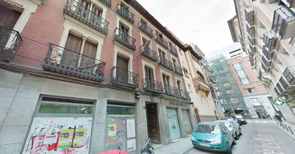Foto: Imagen del número 6 de la calle Los Madrazo.