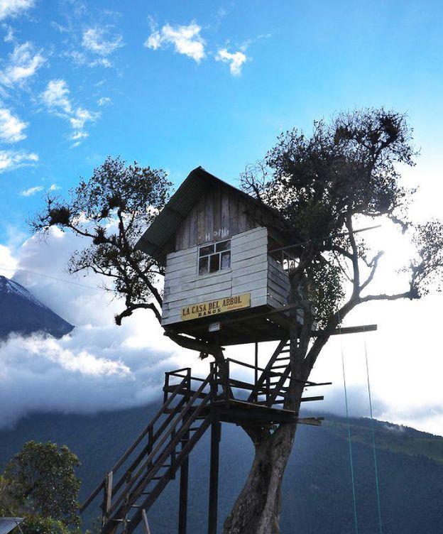 Las casas de rbol m s bonitas del mundo fotogaler as de for Las casas mas hermosas del mundo