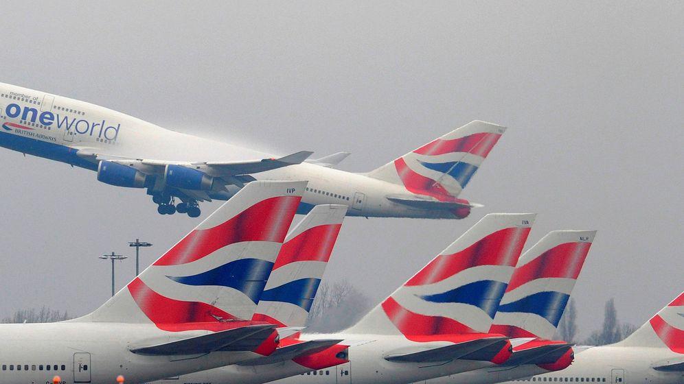 Foto: Un Boeing 747 despega del aeropuerto de Heathrow en Londres. (Reuters)