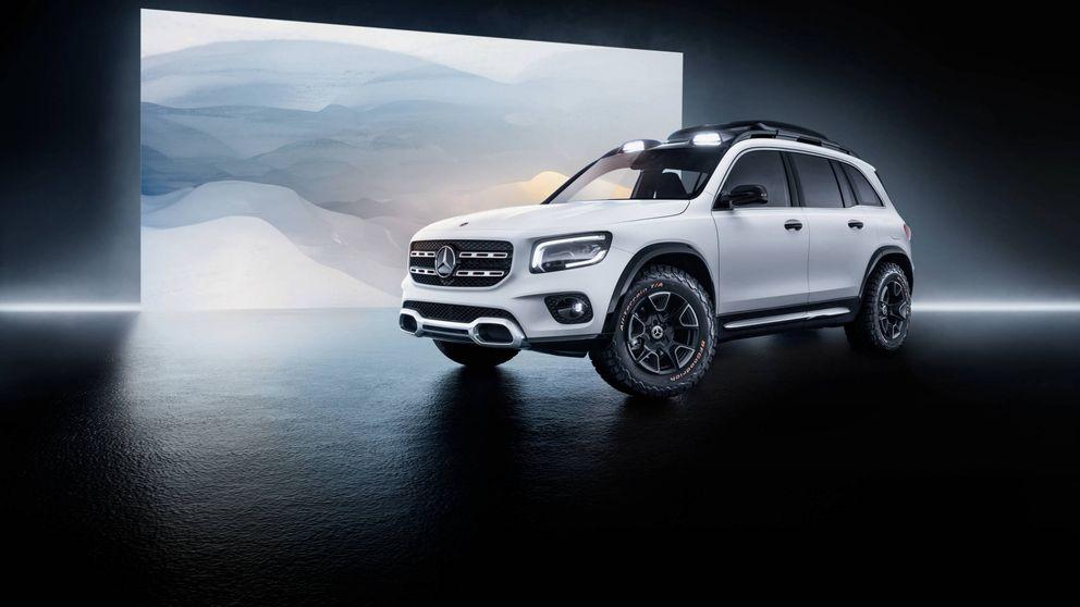 Los todoterreno eléctricos del futuro y la nueva apuesta de Mercedes con su GLB
