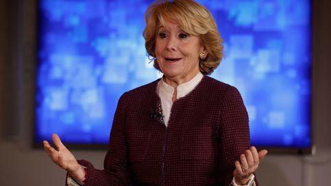 Esperanza Aguirre: Casado cometió un error al atacar personalmente a Abascal