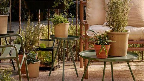 H&M Home nos invita a disfrutar nuestra terraza con sus sillas y mesa de exterior