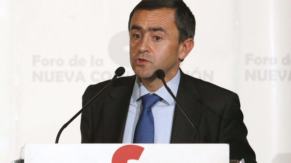 Foto: El presidente de la Cadena COPE, Fernando Giménez Barriocanal. (EFE)