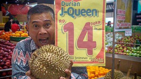 La fruta más apestosa del mundo se vende a un precio récord: 900 € la pieza