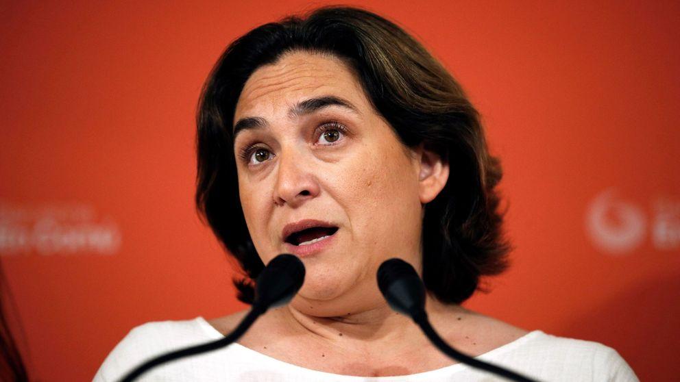Ada Colau: En ningún caso iniciaré una negociación para un acuerdo con Valls o Artadi