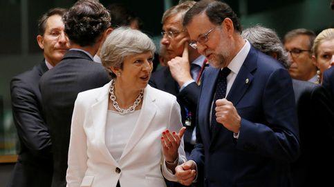 May cierra filas con Rajoy: Reino Unido no reconocería la independencia de Cataluña