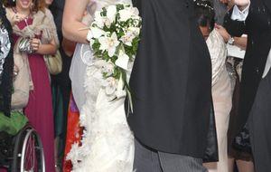 Foto: La boda de Irene Villa en Madrid