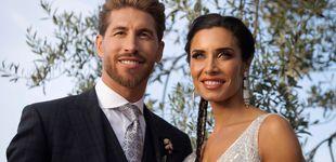 Post de Sergio Ramos y Pilar Rubio: resaca de la boda rockera en una catedral gótica
