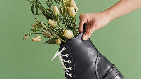 Estos botines de Stradivarius son preciosos y perfectos si te aburren los de color negro