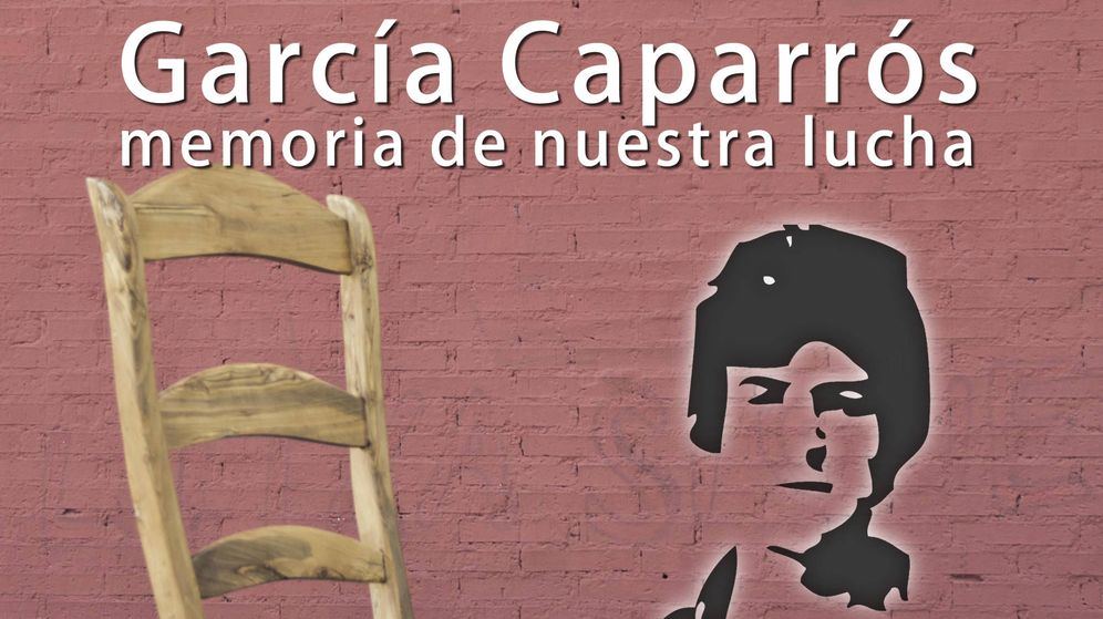 Foto: Documental sobre García Caparrós.