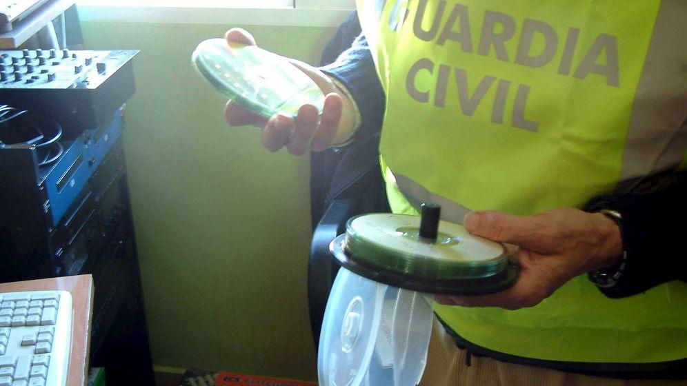 Foto: Los investigadores de la Guardia Civil descubrieron al autor de las amenazas en Las Palmas.