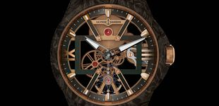 Post de Ulysse Nardin y su factor X