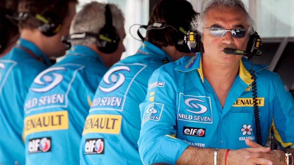 """Briatore no se corta: """"Conmigo en 2010, Alonso hubiera ganado"""""""