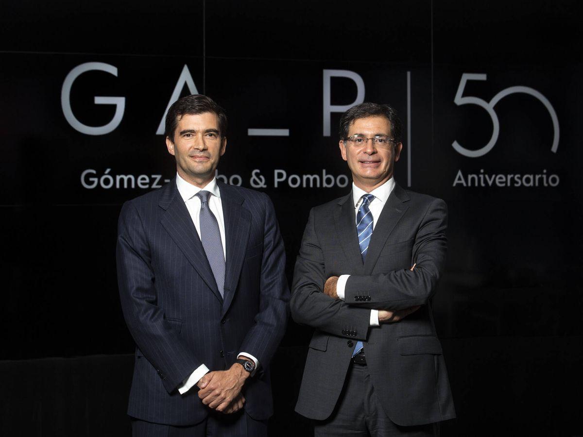 Foto: Miguel Lamo de Espinosa, socio de GA_P, junto a Francisco Carrasco, 'counsel' (a la derecha).